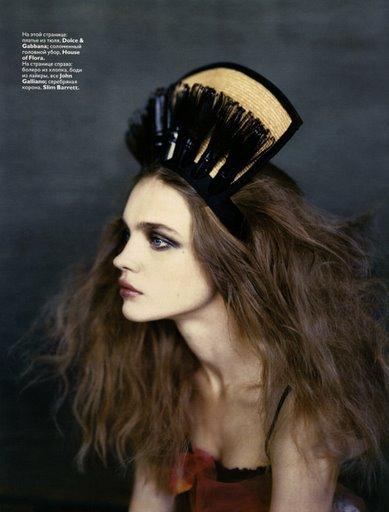 Vogue Russia March 2008. Изображение № 5.