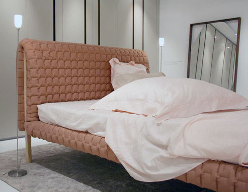 Кровать RUCHE от Inga Sempe. Изображение № 6.