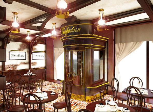 Красивые рестораны. Изображение № 14.