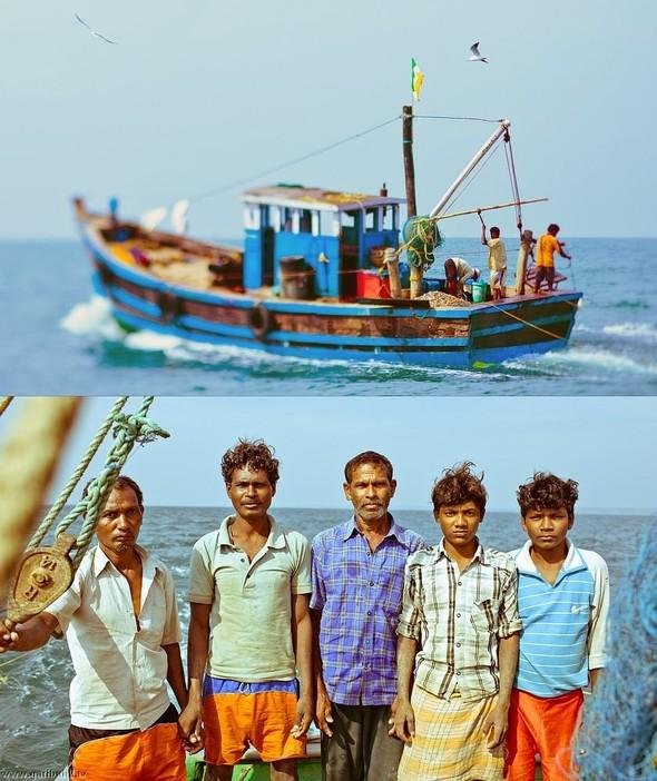 Shrimp boat MFR 646 DF GOA - Non stop. Изображение № 37.