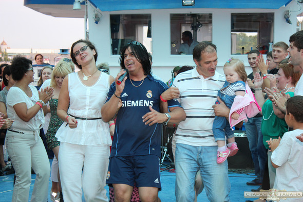 """""""Старая Гавана"""" в открытом плавании 22.07.2012. Изображение № 120."""