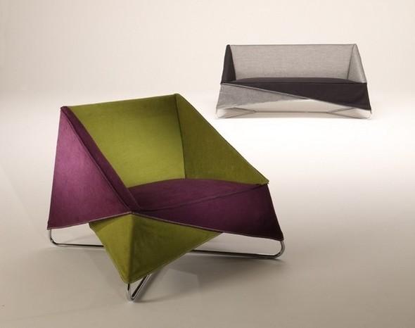 Мебель-«оригами» от Biesse. Изображение № 2.