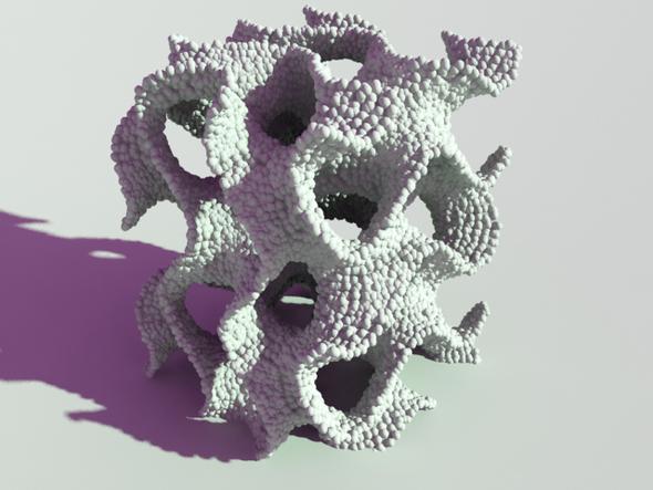 Архитектурный морфогенез MRGD. Изображение № 50.