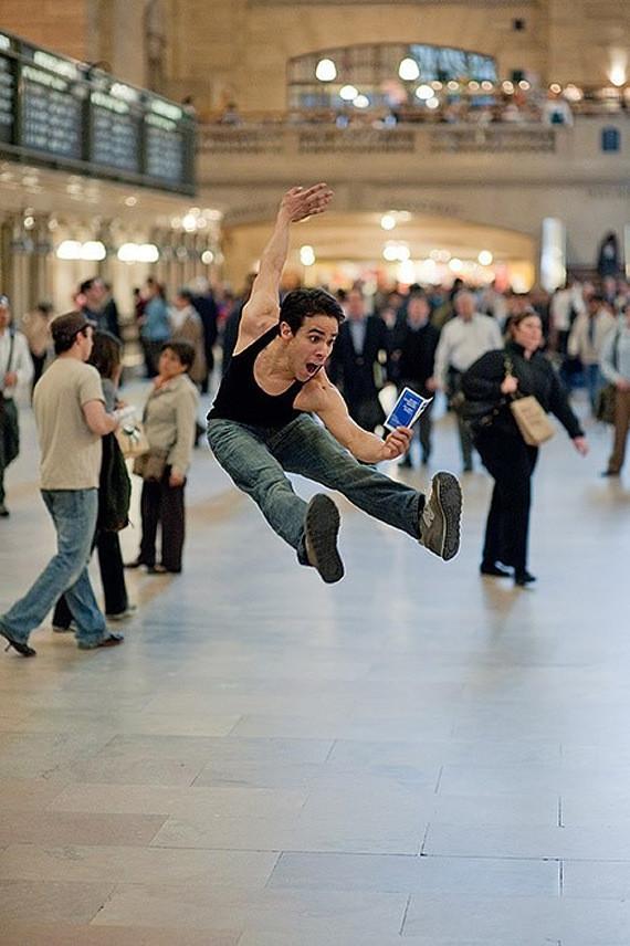 Изображение 15. Dancers Among Us. Jordan Matter.. Изображение № 15.