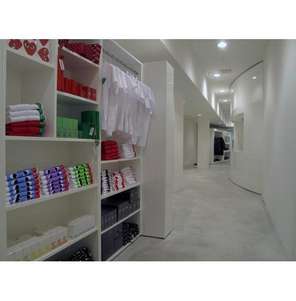 Comme des Garcons открыли магазин в Сеуле. Изображение № 4.
