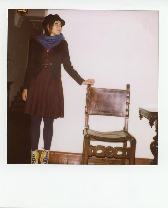 Scott Sternberg, старый поляроид иголливудские актрисы. Изображение № 10.