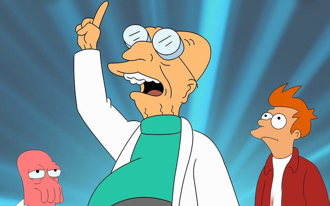 Comedy Central закрывает мультсериал «Футурама». Изображение № 1.