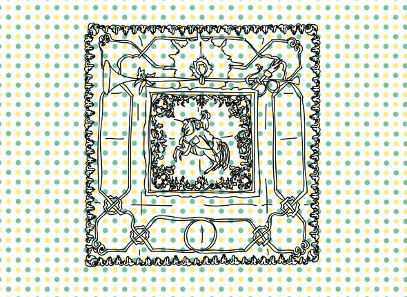 Платок Hermes. Изображение № 1.
