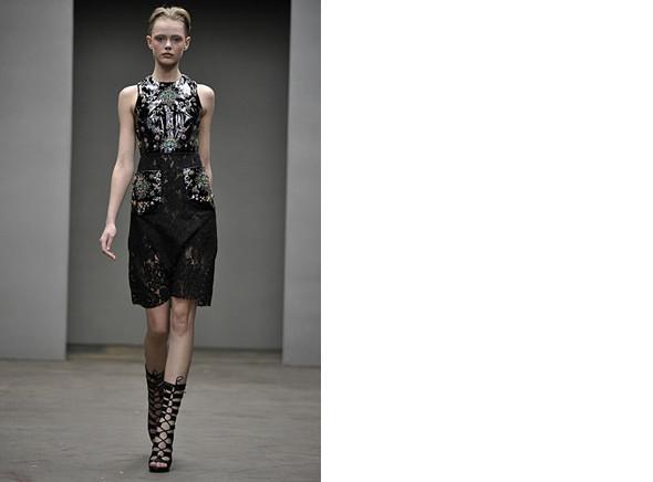 London Fashion Week AW 10: День четвертый. Изображение № 12.