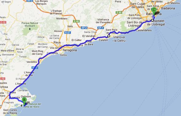 Испания: Экопарк, капустные поля и лучший рис Каталонии. Изображение №5.