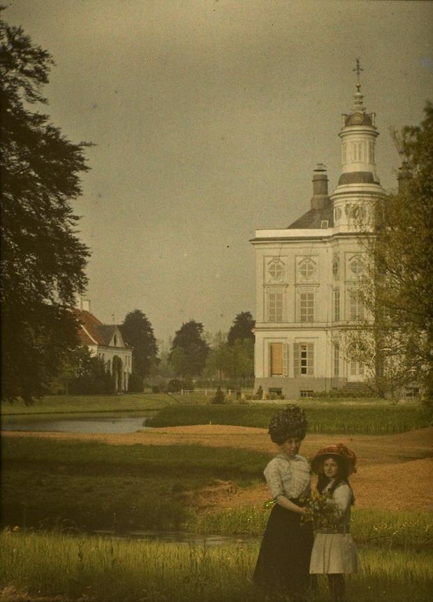 Бельгийская автохромная фотография. Изображение № 13.