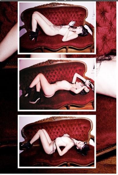 Изображение 6. Съемки: Lula, Muse, Purple Fashion и другие.. Изображение № 5.