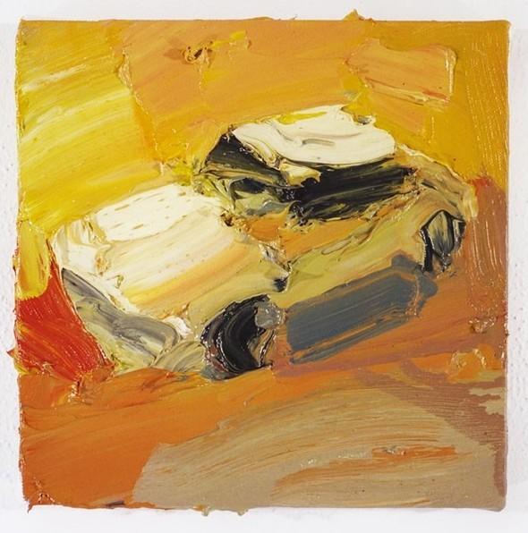 Абстрактные автомобили Бена Куильти. Изображение № 11.