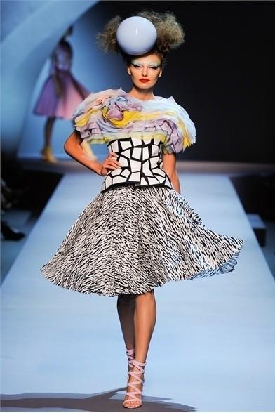 Показ коллекции Сhristian Dior Haute Couture FW 2011. Изображение № 1.