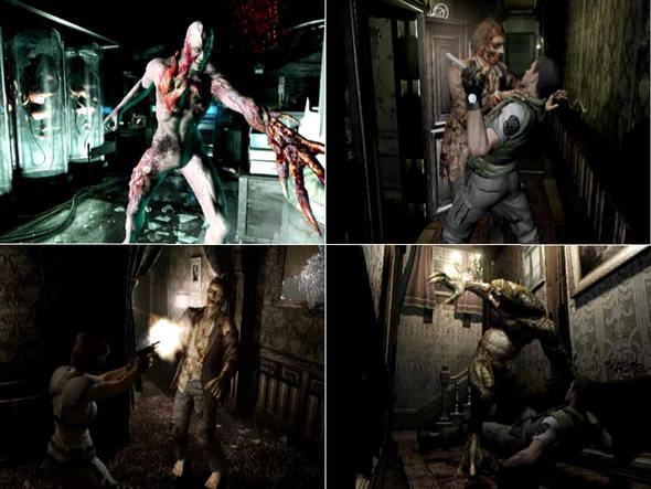 История Resident Evil. Изображение № 12.