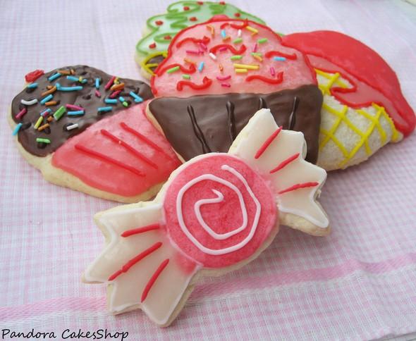 Sweet cookies. Изображение № 7.
