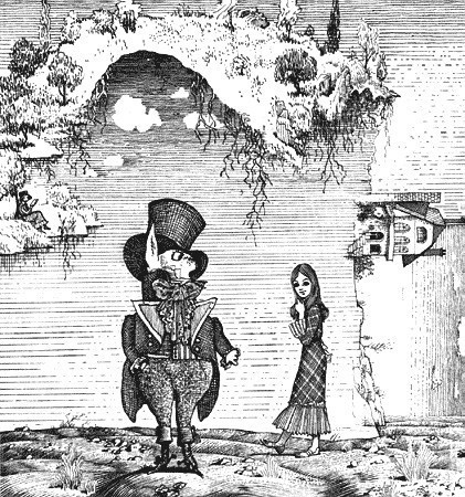 Алиса вСтране Чудес. Изображение № 13.