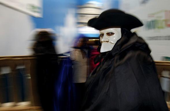 Венецианский карнавал масок. Изображение № 18.