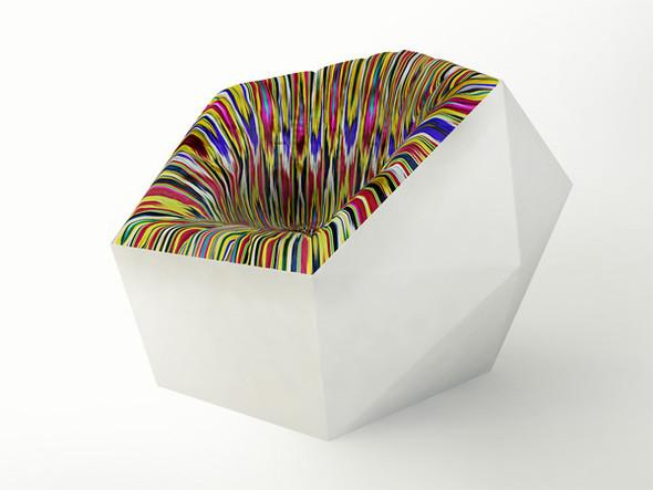 Cинтезе культур- удобное кресло в стиле фьюжн (fusion). Изображение № 5.