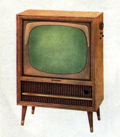 Телевизоры 1960х годов. Изображение № 11.