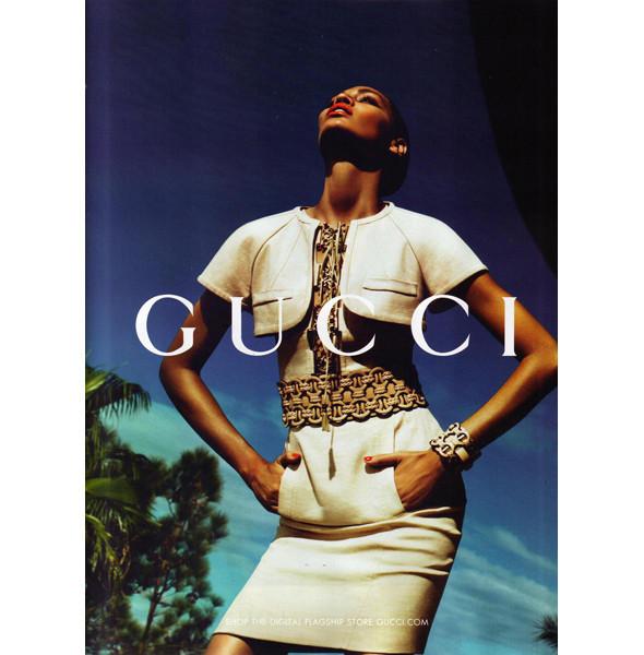 Изображение 3. Превью кампаний: Burberry, Chanel, Gucci и другие.. Изображение № 4.