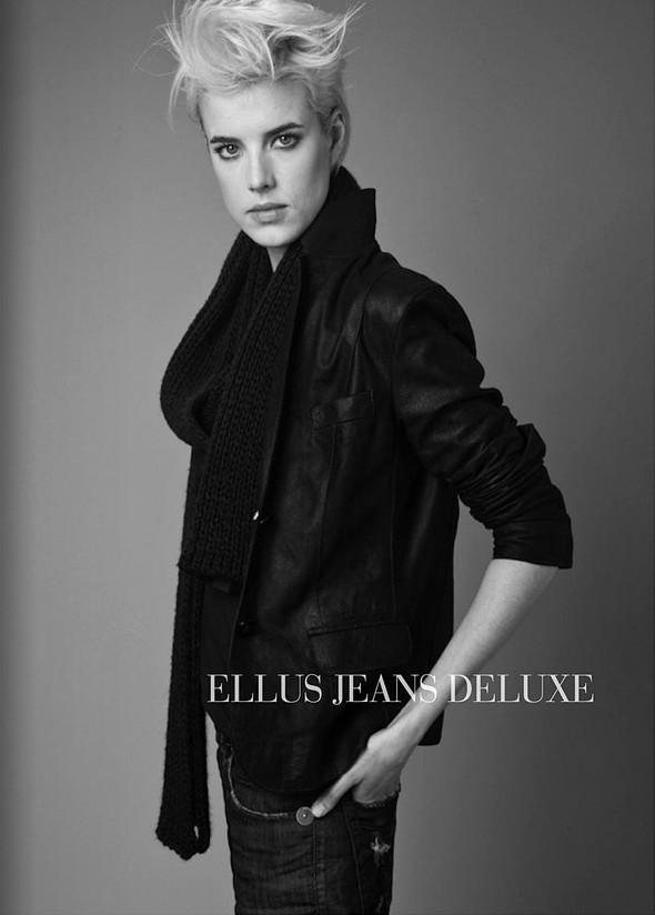 Ellus Jeans Deluxe FallWinter 2009. Изображение № 13.