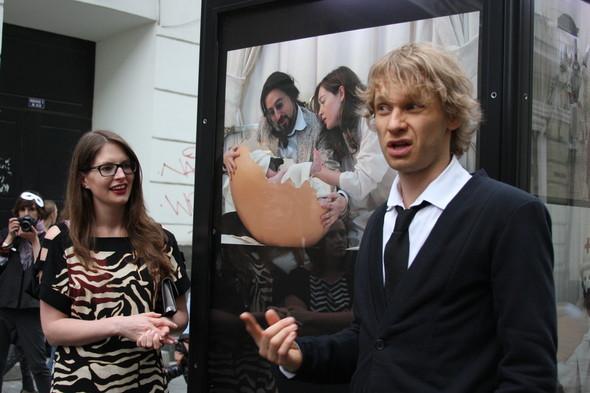 Открытие выставки Терри Гиллиама в Москве. Изображение № 4.