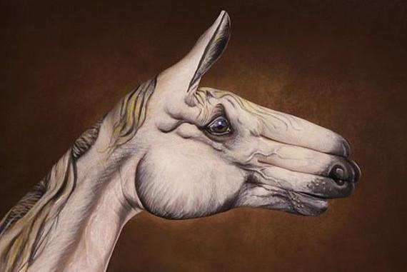 Изображение 23. Guido Daniele: холсты из рук.. Изображение № 23.