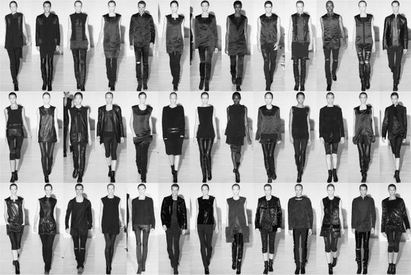 Дизайнер РадХурани: черный – самый правильный цвет. Изображение № 4.