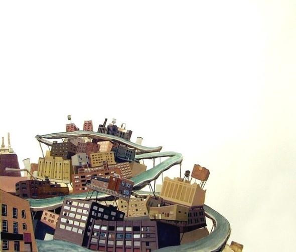 Города сточки зрения иллюстратора ЭмиКэйси. Изображение № 3.