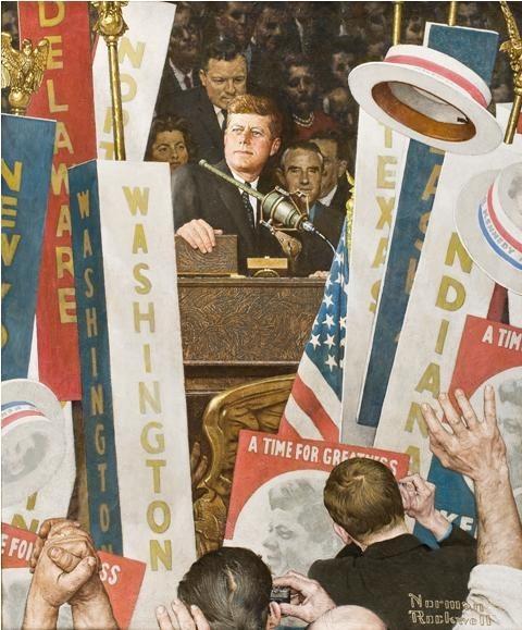 Все на выборы! Политическая реклама разных лет. Изображение № 92.