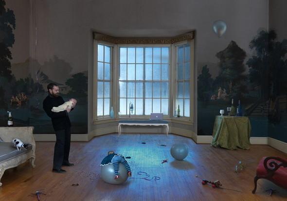 сюрреалистично-реальный мир Фотограф Julie Blackmon. Изображение № 8.