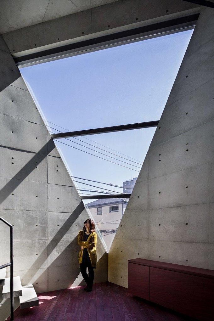 Архитектура дня: дом для химиков из экологичного бетона . Изображение № 5.