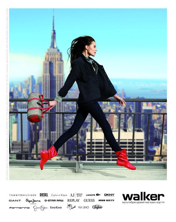 WALKER: рекламная кампания Осень 2012. Изображение № 1.