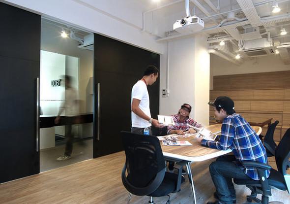 Офис как социальная сеть. Изображение № 7.