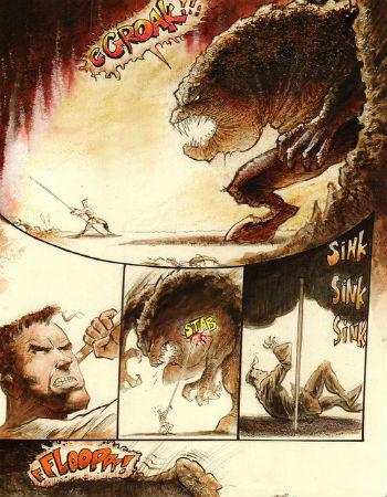 10 альбомов о комиксах. Изображение № 61.
