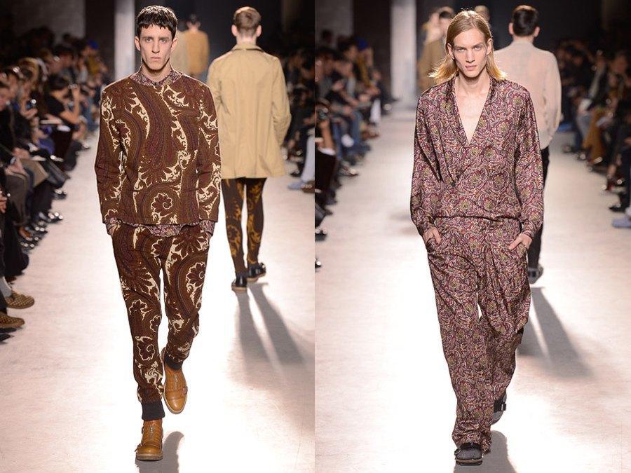 Paris Fashion Week:  День 2. Изображение № 3.