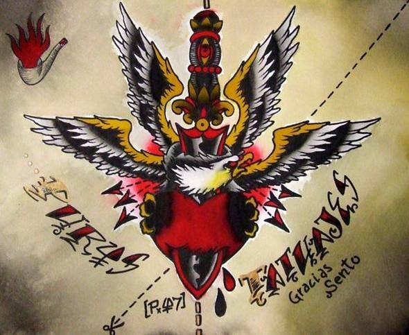 Tattoo Flash. Изображение № 17.