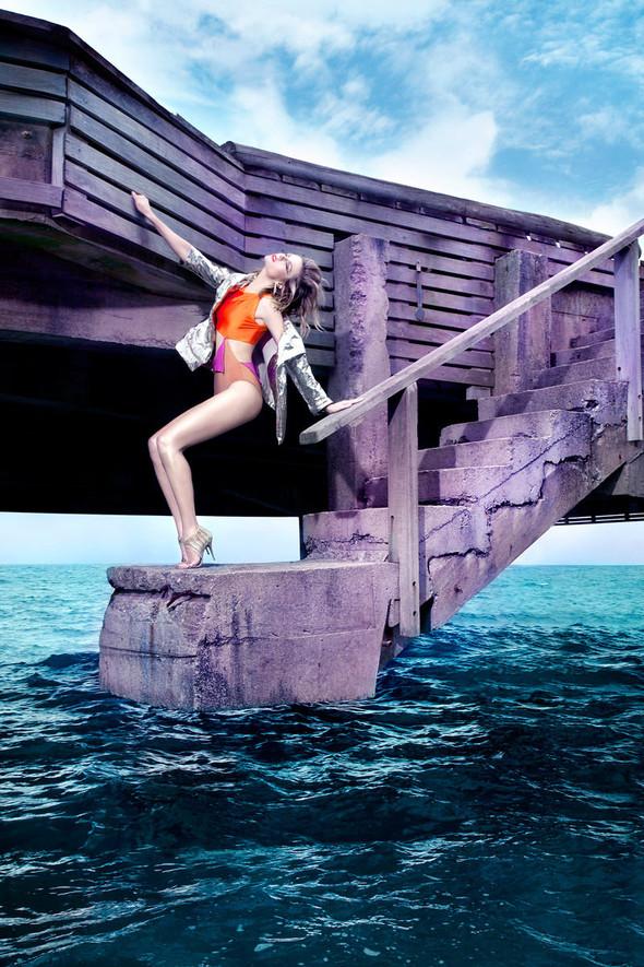 Съёмка: Марта Штрек для Elle. Изображение № 6.