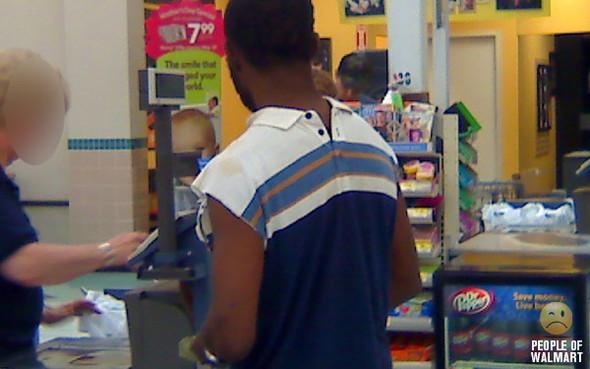 Покупатели Walmart илисмех дослез!. Изображение № 138.