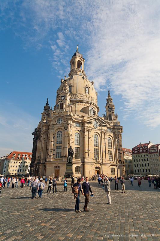 Дрезден. Город контрастов. Изображение № 8.