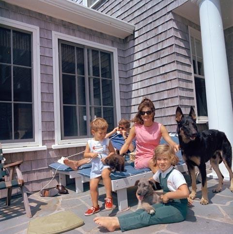 Архивные фотографии семьи Джона Кеннеди. Изображение № 9.