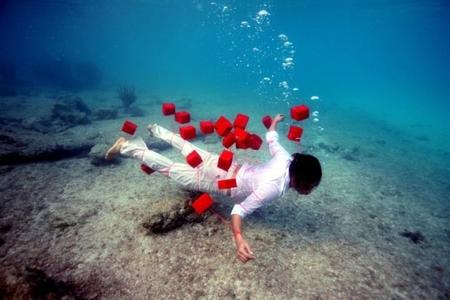 James Cooper – подводный сюрреализм. Изображение № 1.
