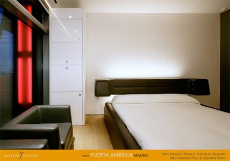 Hotel Puerta America Madrid. Изображение № 11.
