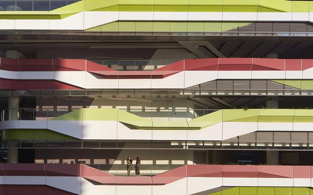 Архитектура дня: новый кампус университета в Сингапуре. Изображение № 10.