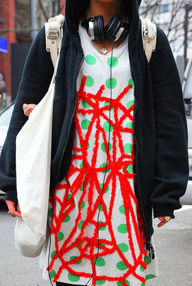 Визуальное питание наулицах Японии. Изображение № 1.