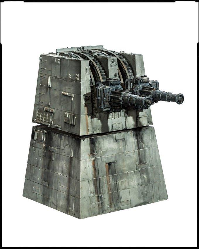 Wired сфотографировал реквизит из «Звёздных войн» . Изображение № 6.