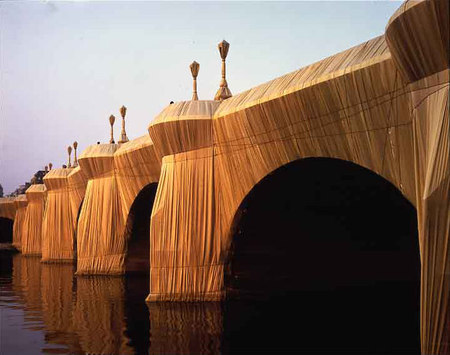 Christo and Jeanne Claude. Изображение № 16.