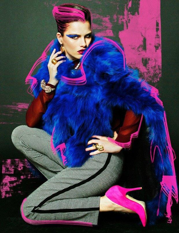 Катя Федорова, стилист  и редактор моды Interview. Изображение № 6.