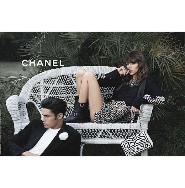 Изображение 8. Рекламные кампании: Chanel, Donna Karan, Stella McCartney и другие.. Изображение № 8.
